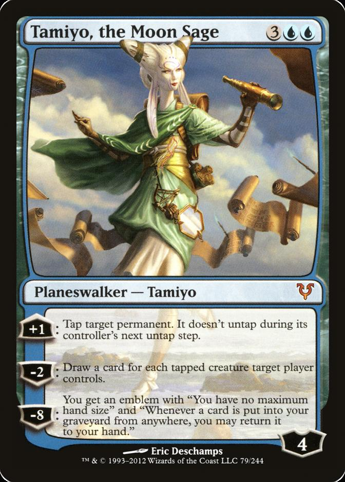 Tamiyo, the Moon Sage [AVR]