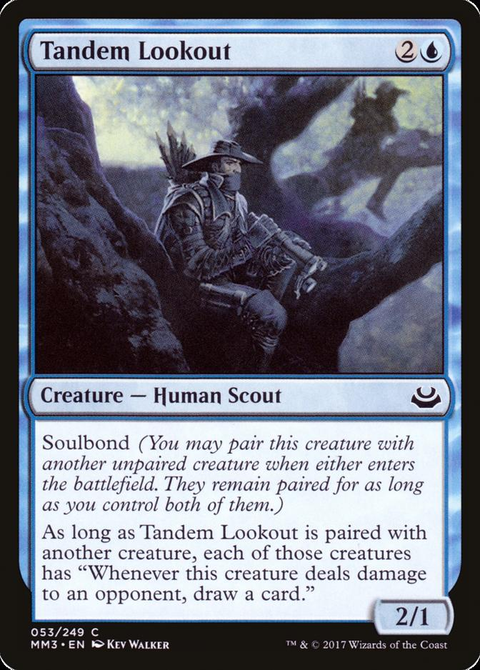 Tandem Lookout [MM3]