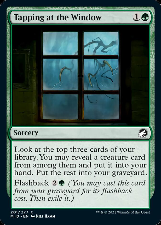 Tapping at the Window [MID]