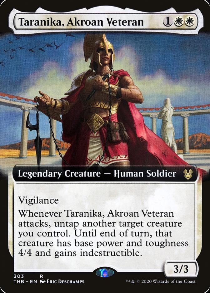 Taranika, Akroan Veteran [PTHB]
