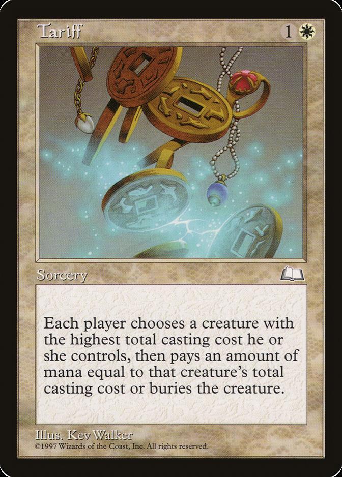 Tariff [WL] (F)