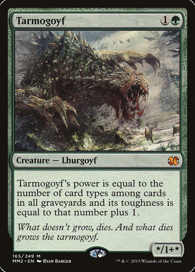 Tarmogoyf [MM2] (F)