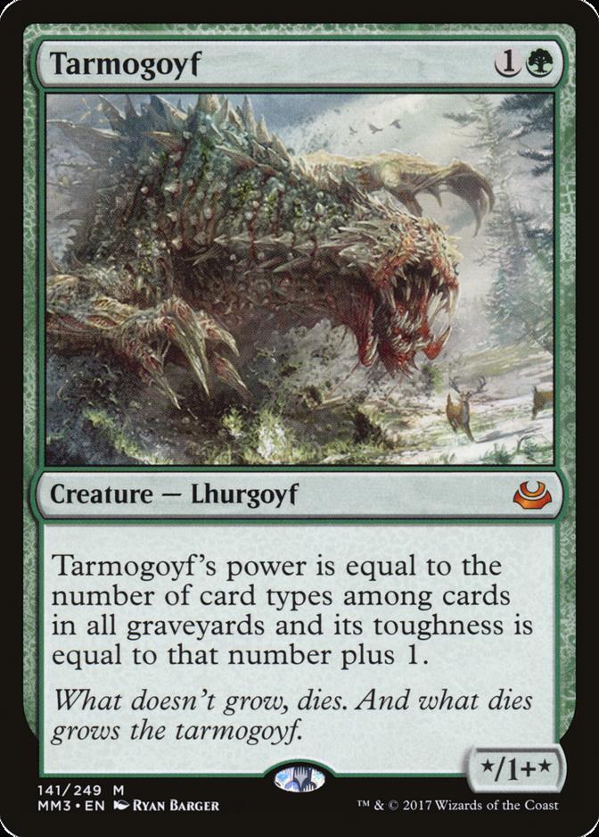 Tarmogoyf [MM3]