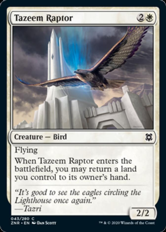Tazeem Raptor [ZNR]