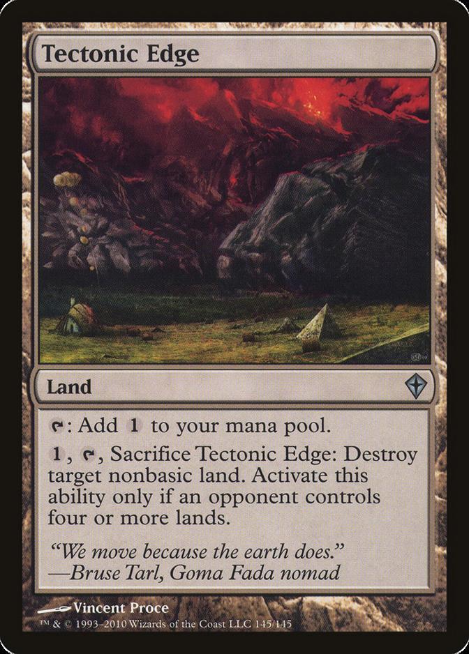 Tectonic Edge [WWK]