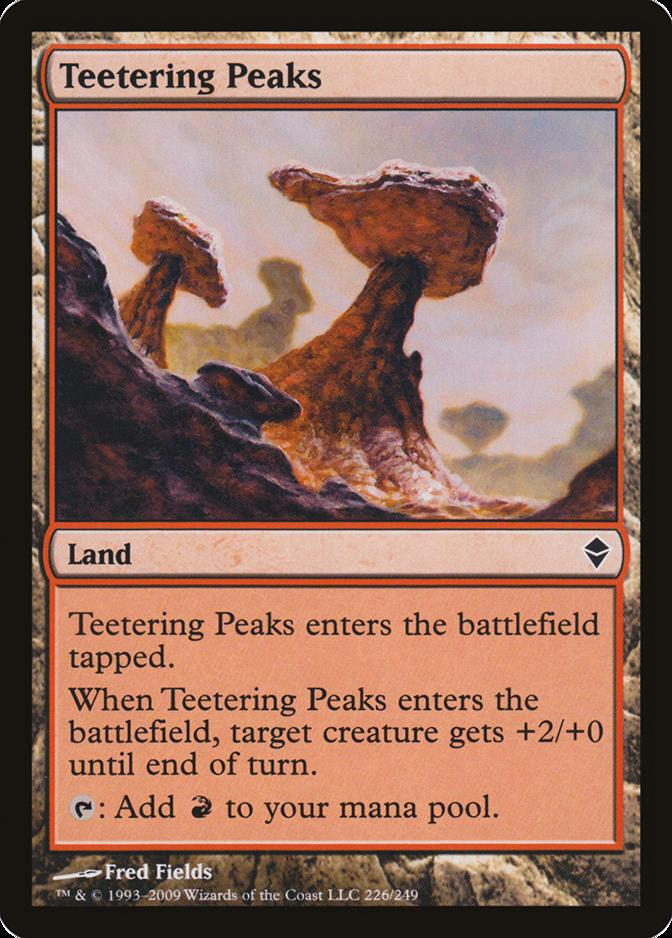 Teetering Peaks [ZEN] (F)