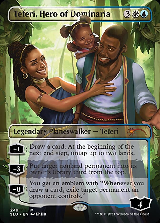 Teferi, Hero of Dominaria [SLD]