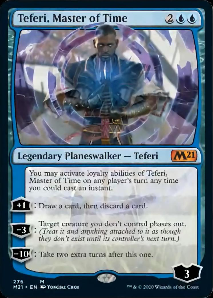 Teferi, Master of Time <276> [PM21]