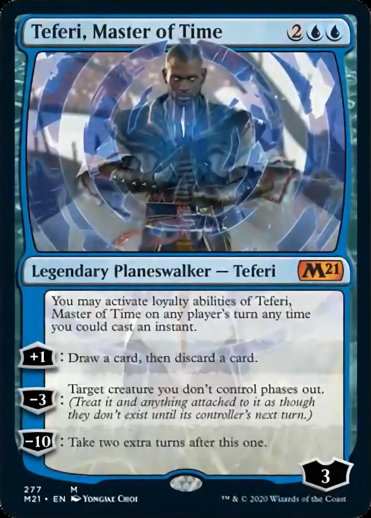 Teferi, Master of Time <277> [PM21]