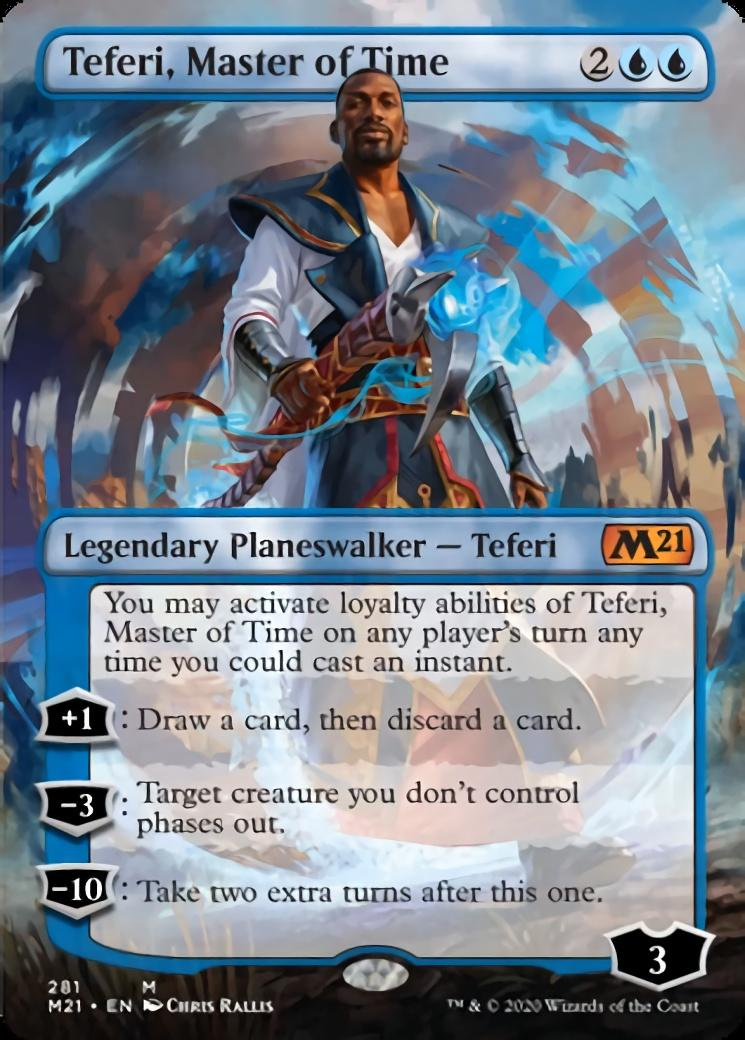 Teferi, Master of Time <281> [PM21]