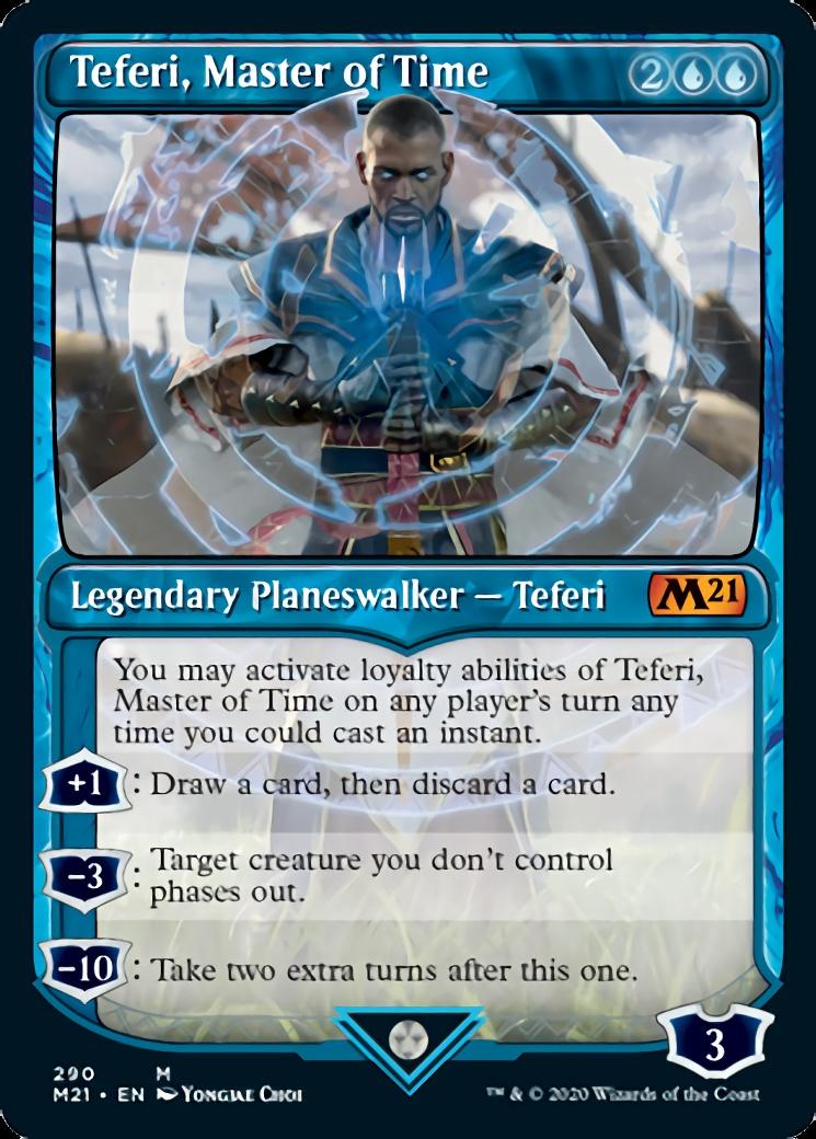 Teferi, Master of Time <290> [PM21]