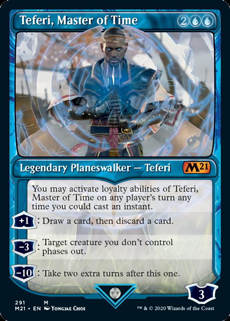 Teferi, Master of Time <291> [PM21]