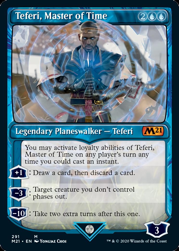 Teferi, Master of Time <291> [PM21]