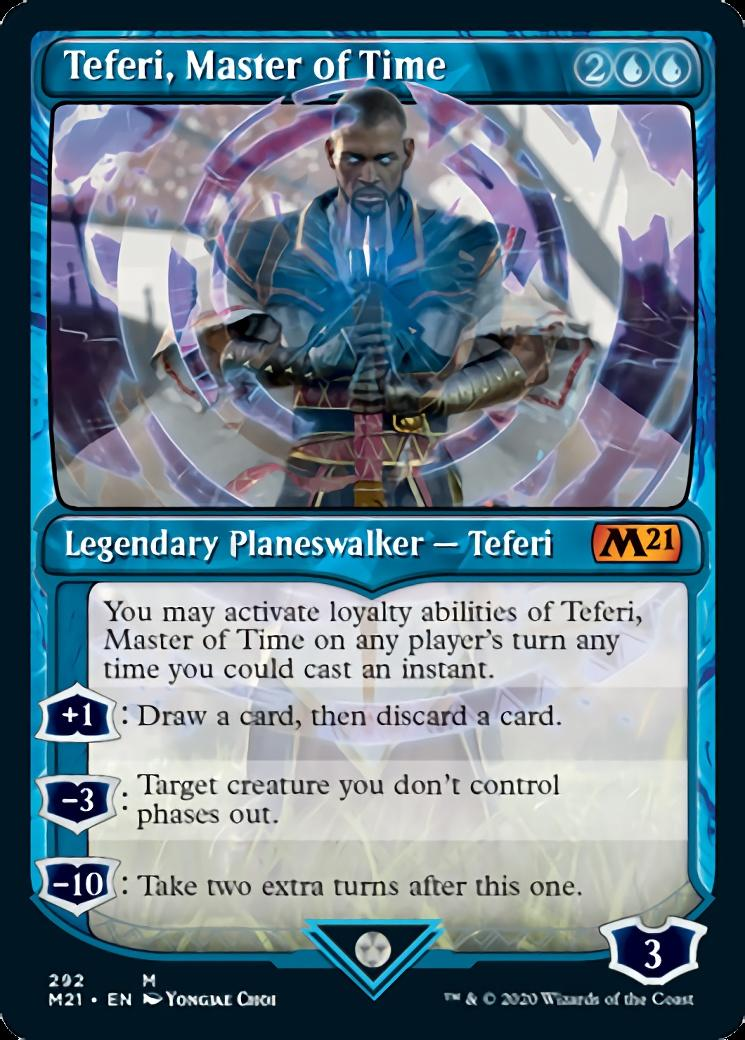 Teferi, Master of Time <292> [PM21]