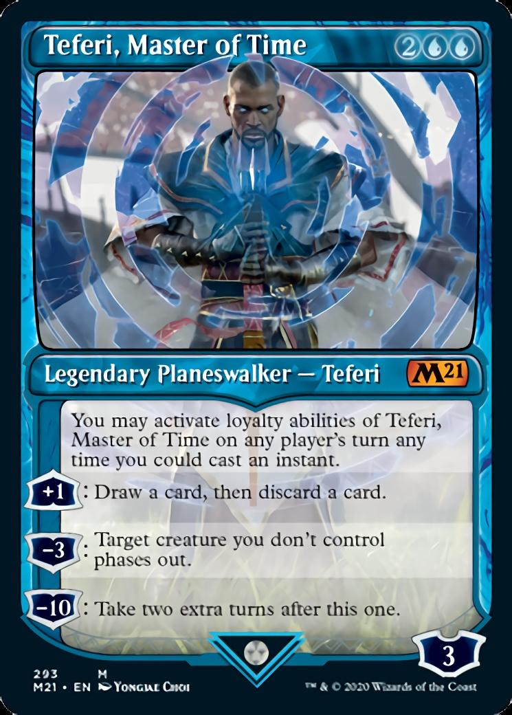 Teferi, Master of Time <293> [PM21]