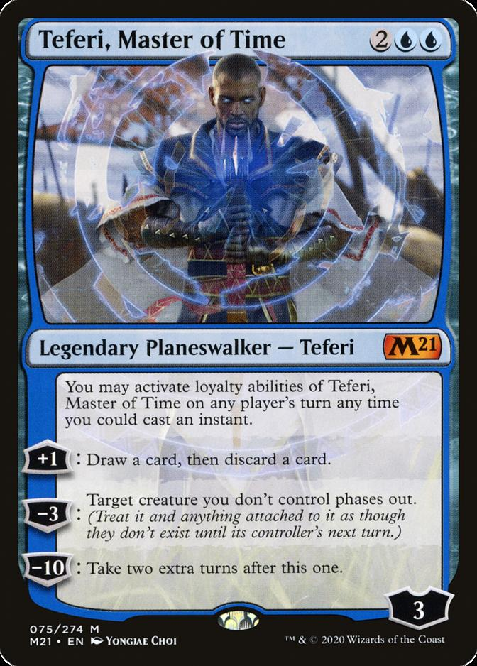 Teferi, Master of Time [M21]