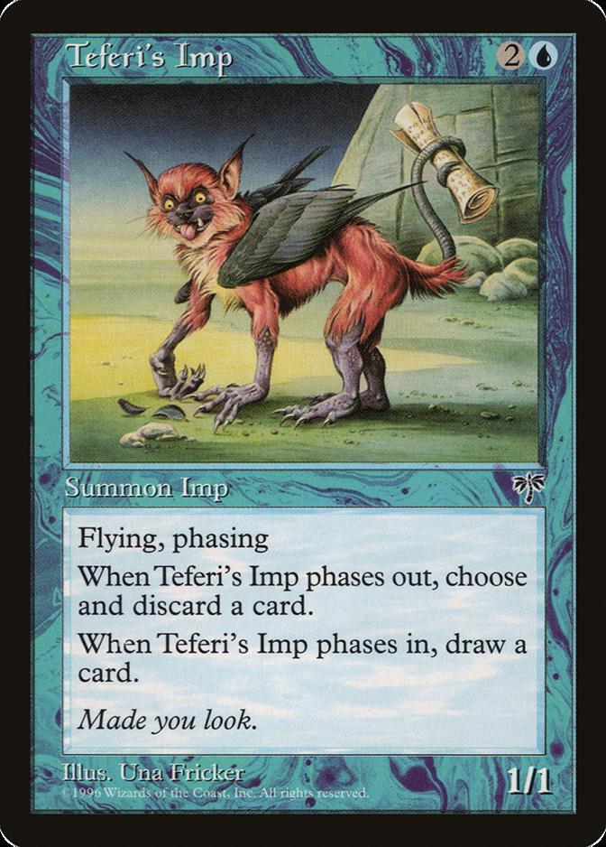 Teferi's Imp [MI]