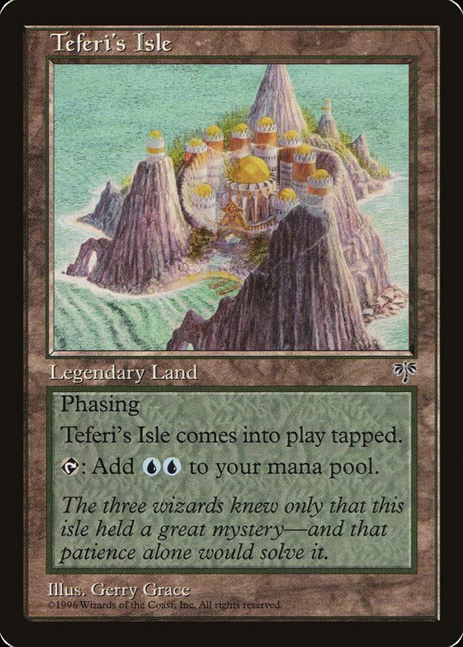 Teferi's Isle [MI]