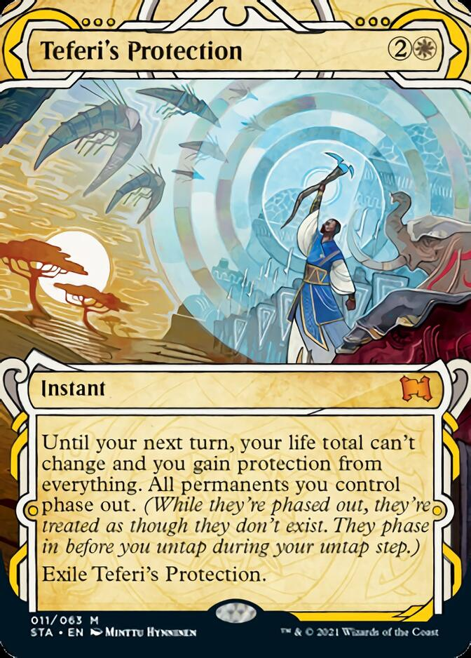 Teferi's Protection [STA]