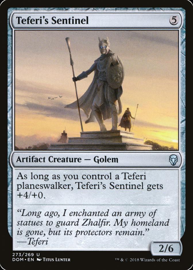 Teferi's Sentinel [DOM]