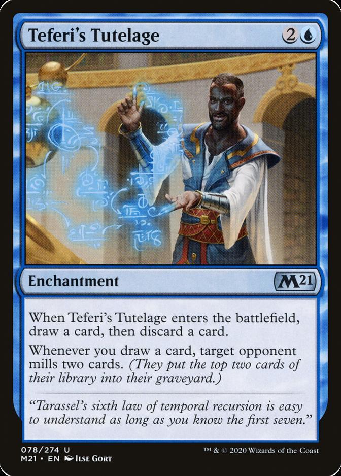 Teferi's Tutelage [M21]