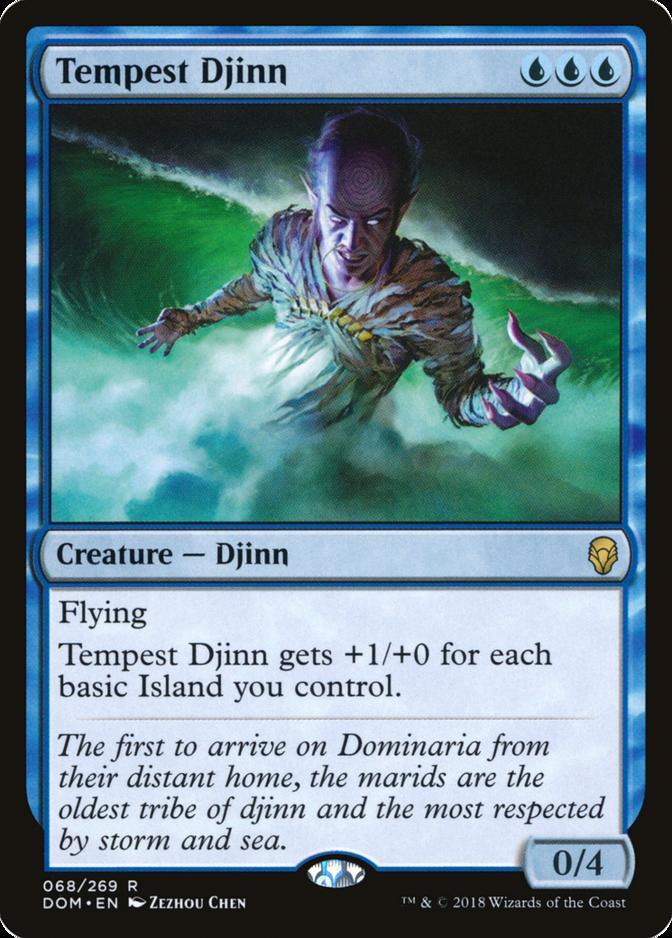 Tempest Djinn [DOM]