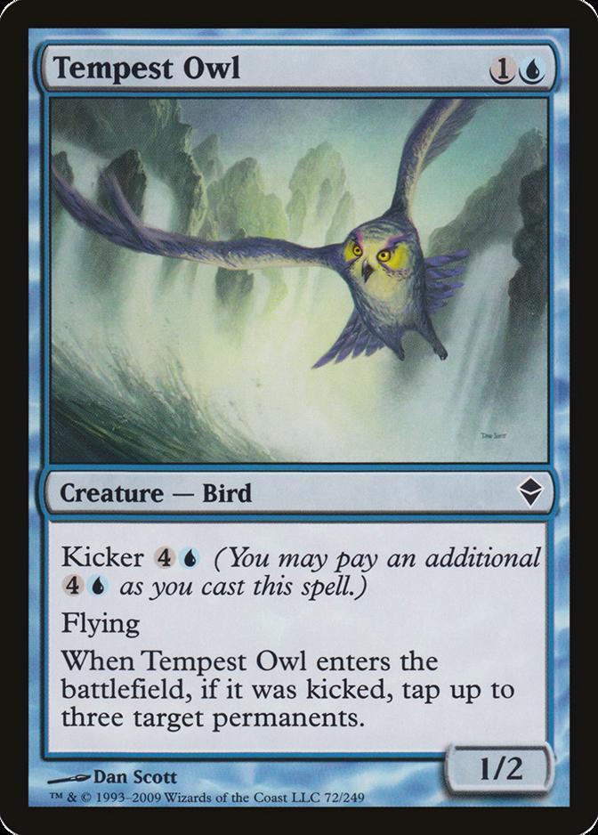 Tempest Owl [ZEN]