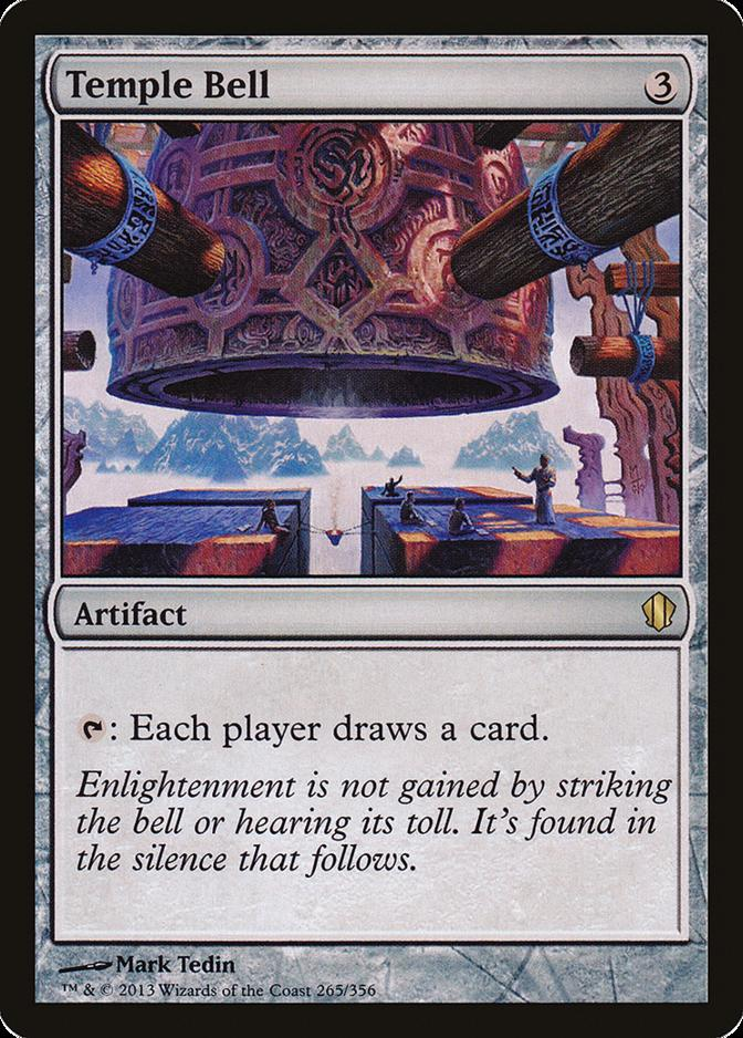 Temple Bell [C13]