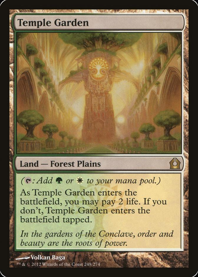 Temple Garden [RTR]