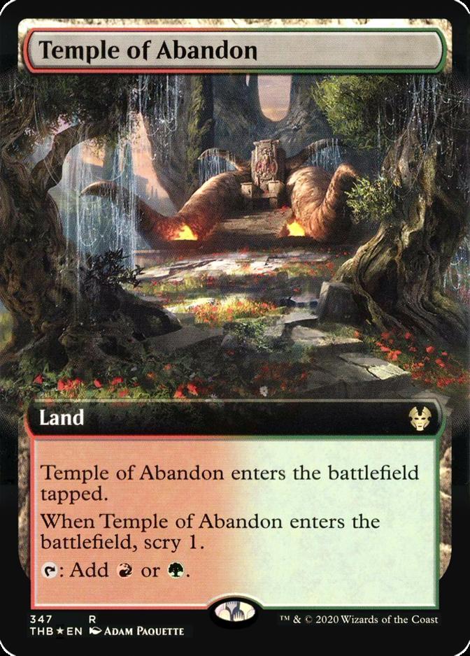 Temple of Abandon [PTHB]