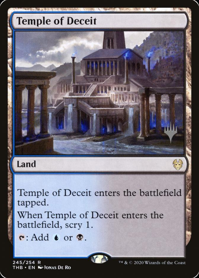 Temple of Deceit [PPTHB]