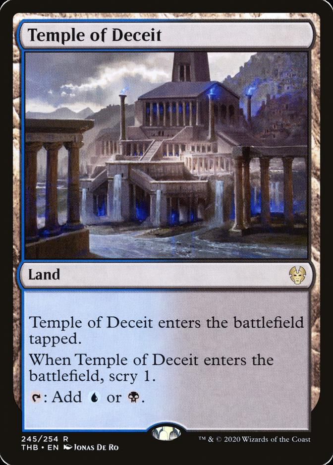 Temple of Deceit [THB]