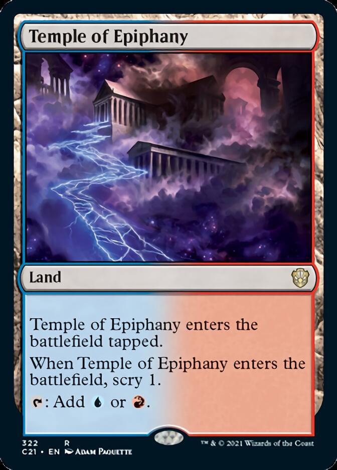 Temple of Epiphany [C21]
