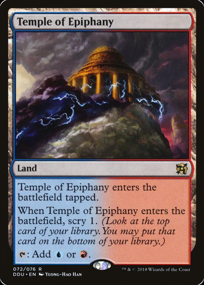 Temple of Epiphany [DDU]