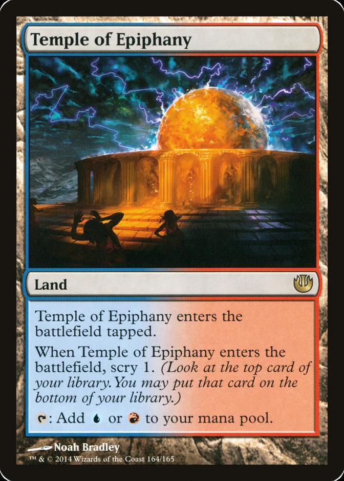 Temple of Epiphany [JOU] (F)