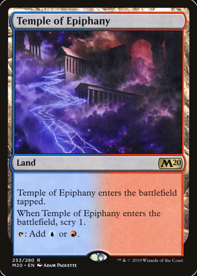 Temple of Epiphany [M20] (F)