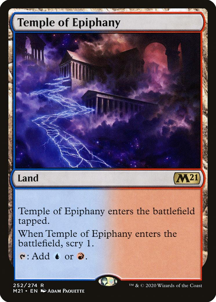 Temple of Epiphany [M21]