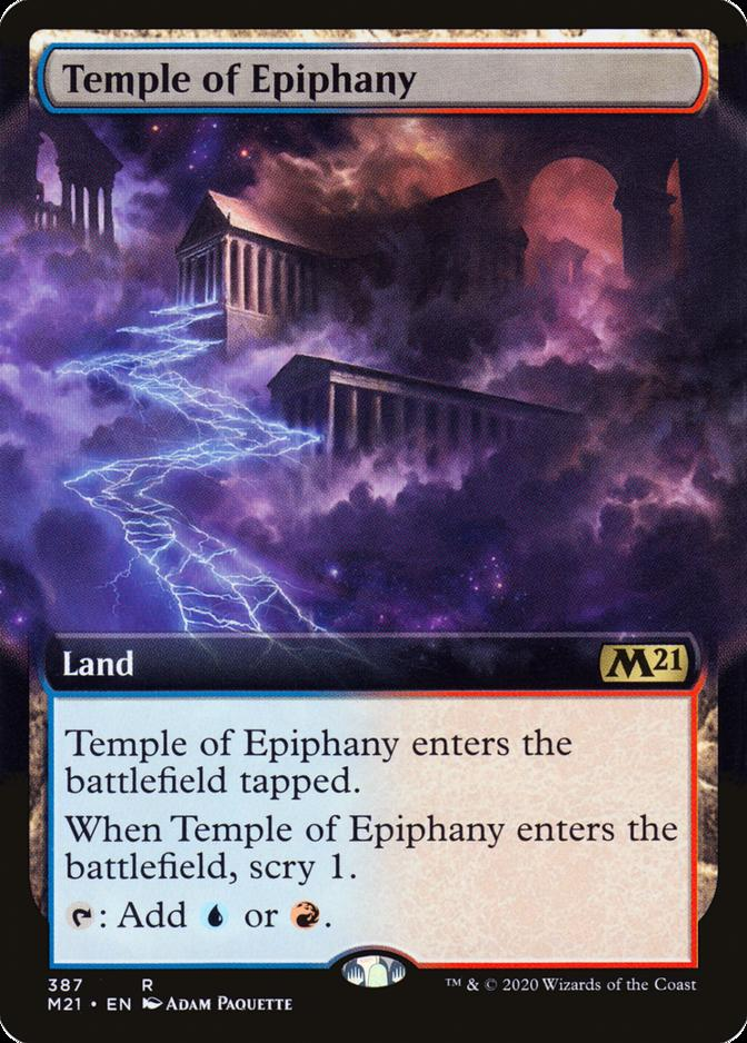 Temple of Epiphany [PM21]