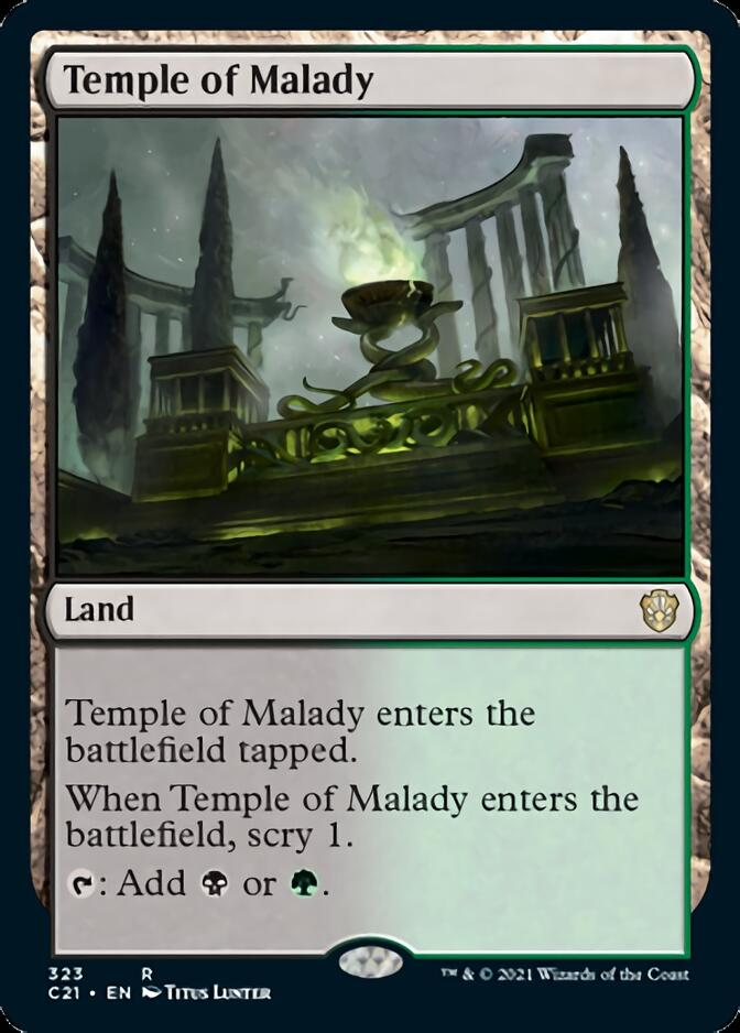 Temple of Malady [C21]