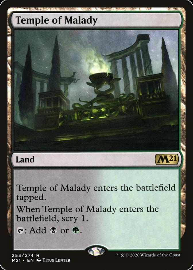 Temple of Malady [M21]