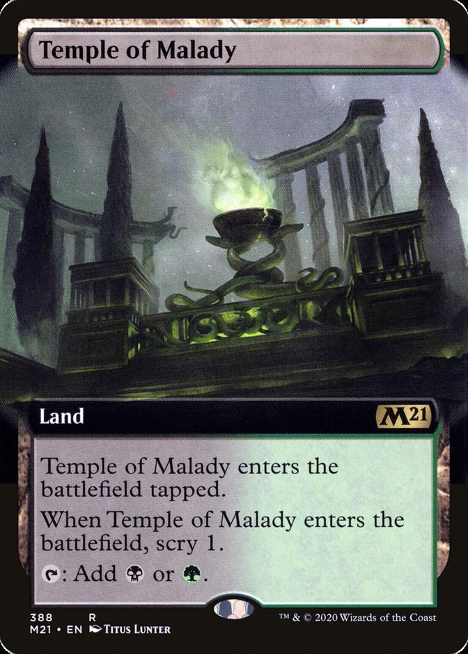 Temple of Malady [PM21]