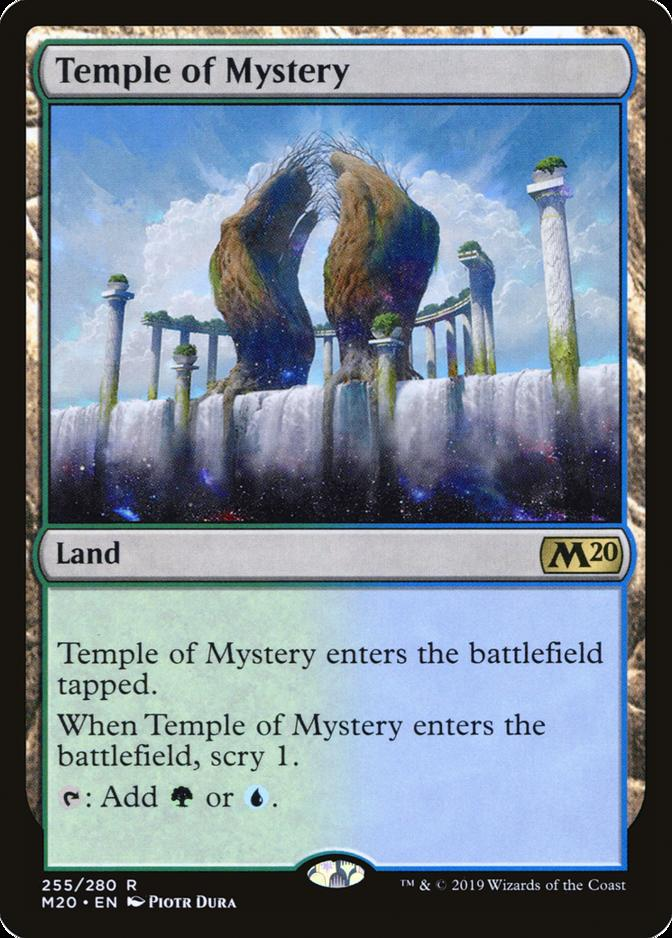 Temple of Mystery [M20]