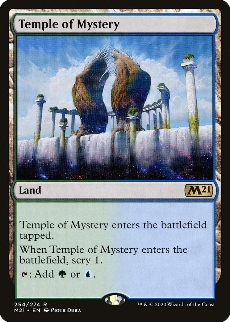 Temple of Mystery [M21]