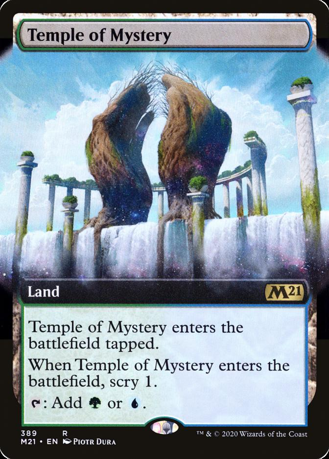 Temple of Mystery [PM21]