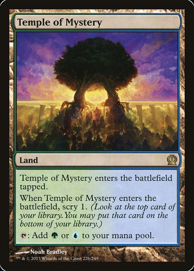 Temple of Mystery [THS]