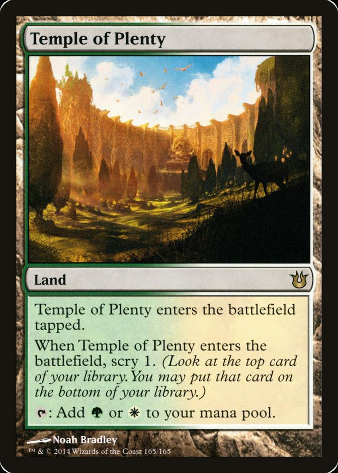 Temple of Plenty [BNG]