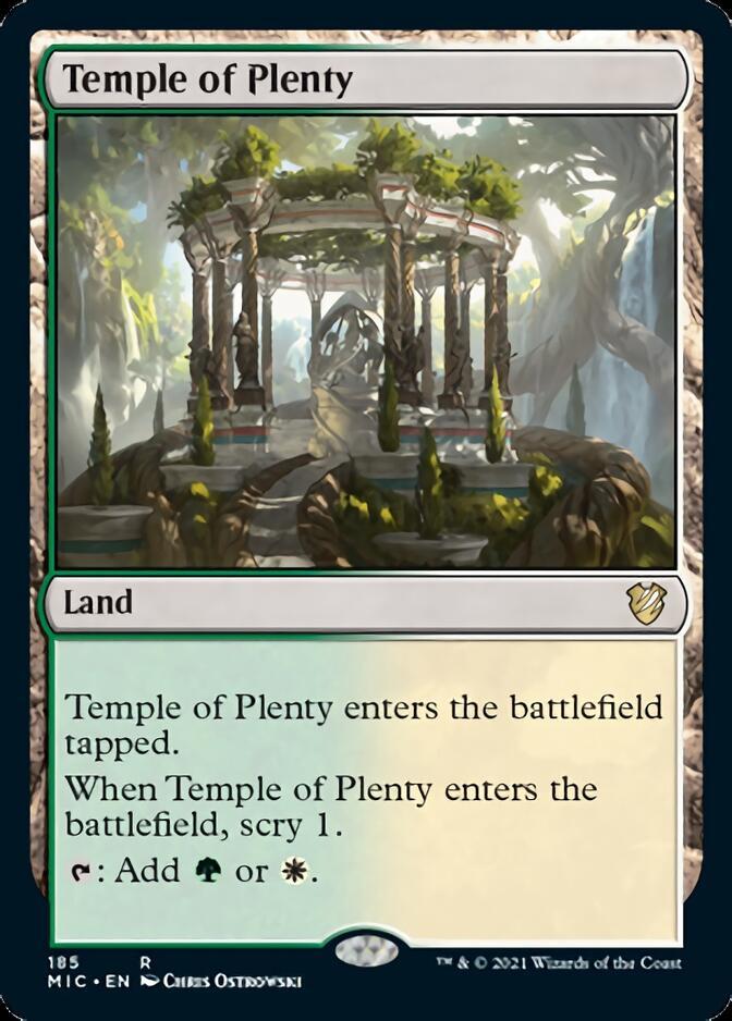 Temple of Plenty [MIC]