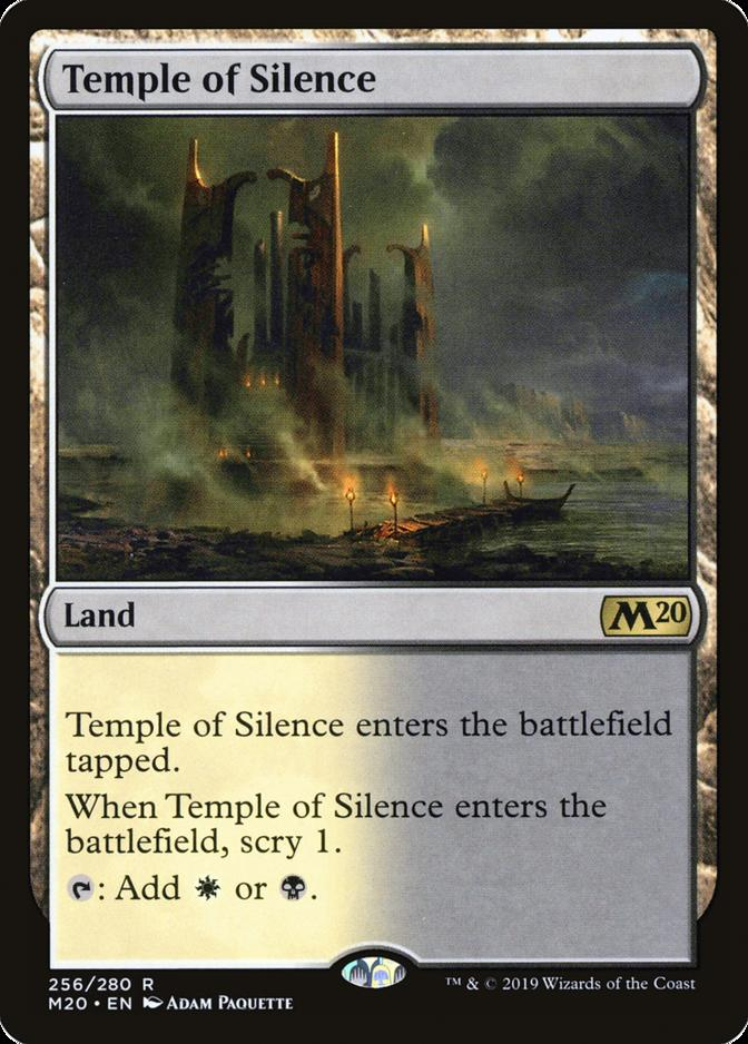 Temple of Silence [M20]