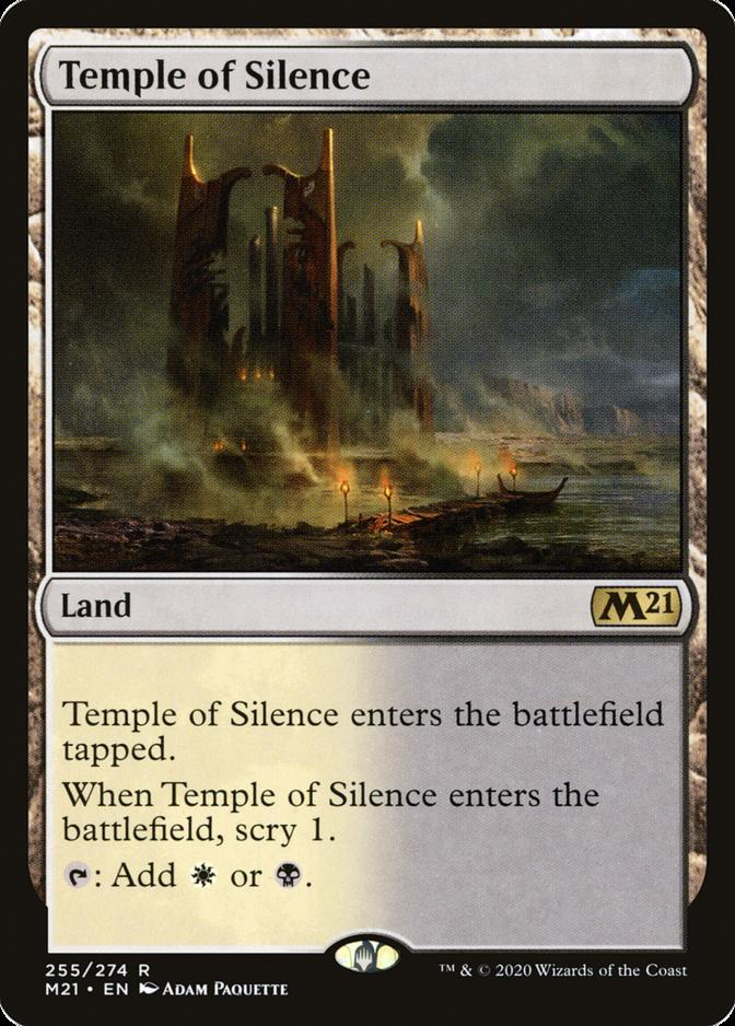 Temple of Silence [M21]