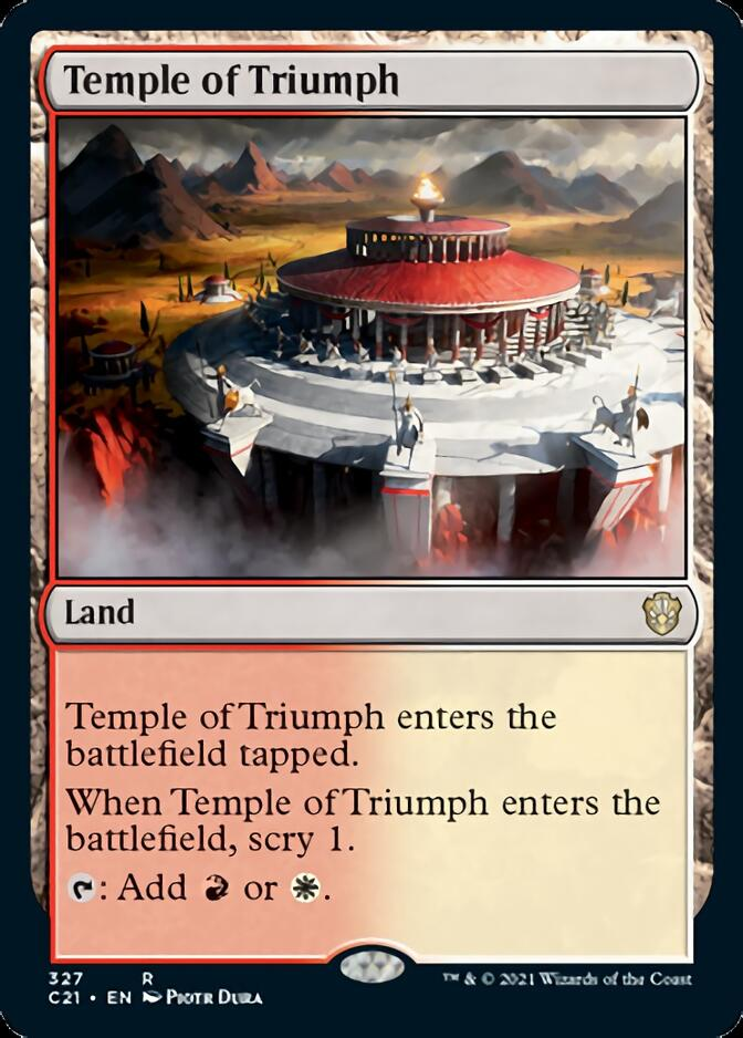 Temple of Triumph [C21]